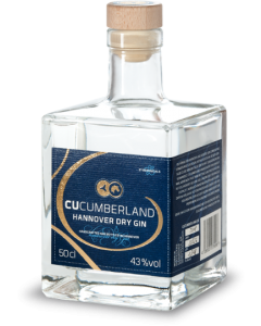 Cucumberland  Hannover Dry Gin
