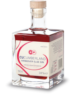 Cucumberland  Hannover Sloe Gin