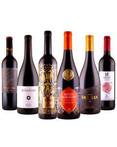 Rotwein-Entdecker-Paket