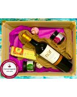 Gescheknbox Gourmet NÛR Rotwein Bio-Marelade
